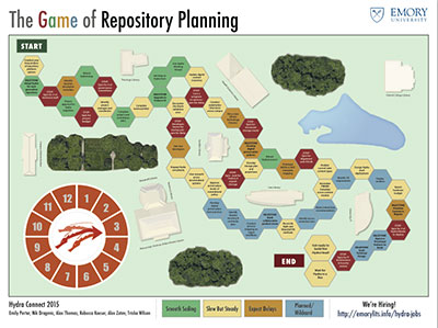 Thumbnail of screenshot for The Game of Repository Planning