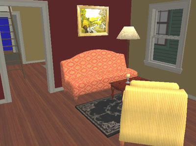 Thumbnail of screenshot for Hurricane Katrina Virtual Environment