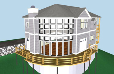 Thumbnail of screenshot for 3D Architectural Model